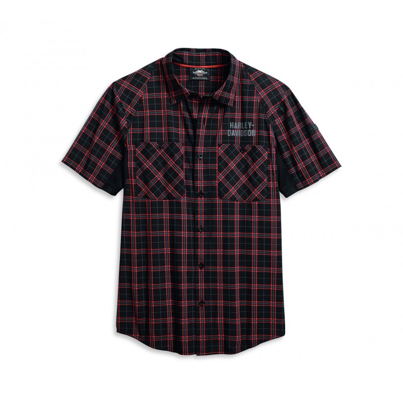 Men's Performance Fast Dry Stretch S/S Shirt