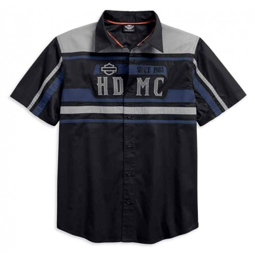 Men's Performance Vented HDMC Short Sleeve Shirt