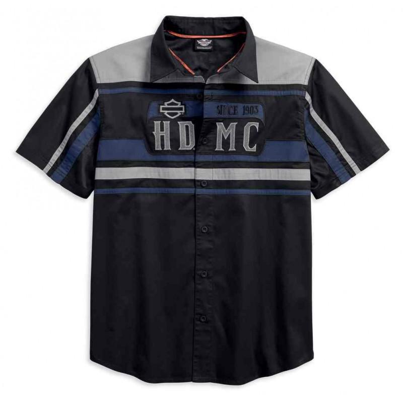 Men's Performance Vented HDMC Short Sleeve Shirt