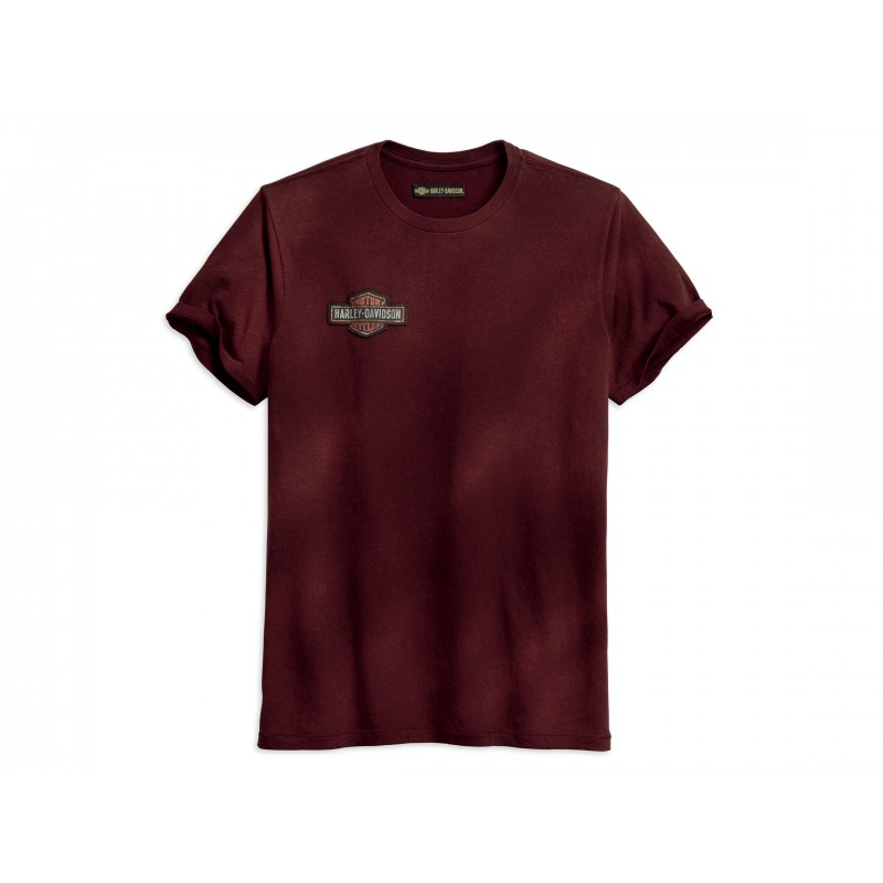 Men's Jersey Appliqué Slim Fit Tee