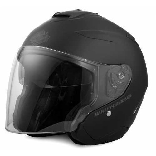 Adult Maywood Interchangeable Sun Shield 3/4 Helmet